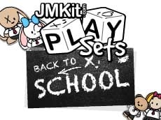 JMKIT Playsets: Back To School
