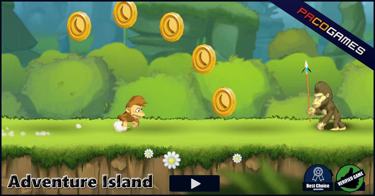 Island Spiele
