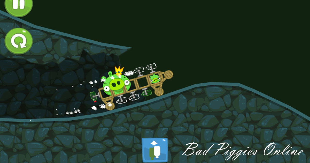 Bad Piggies Spielen