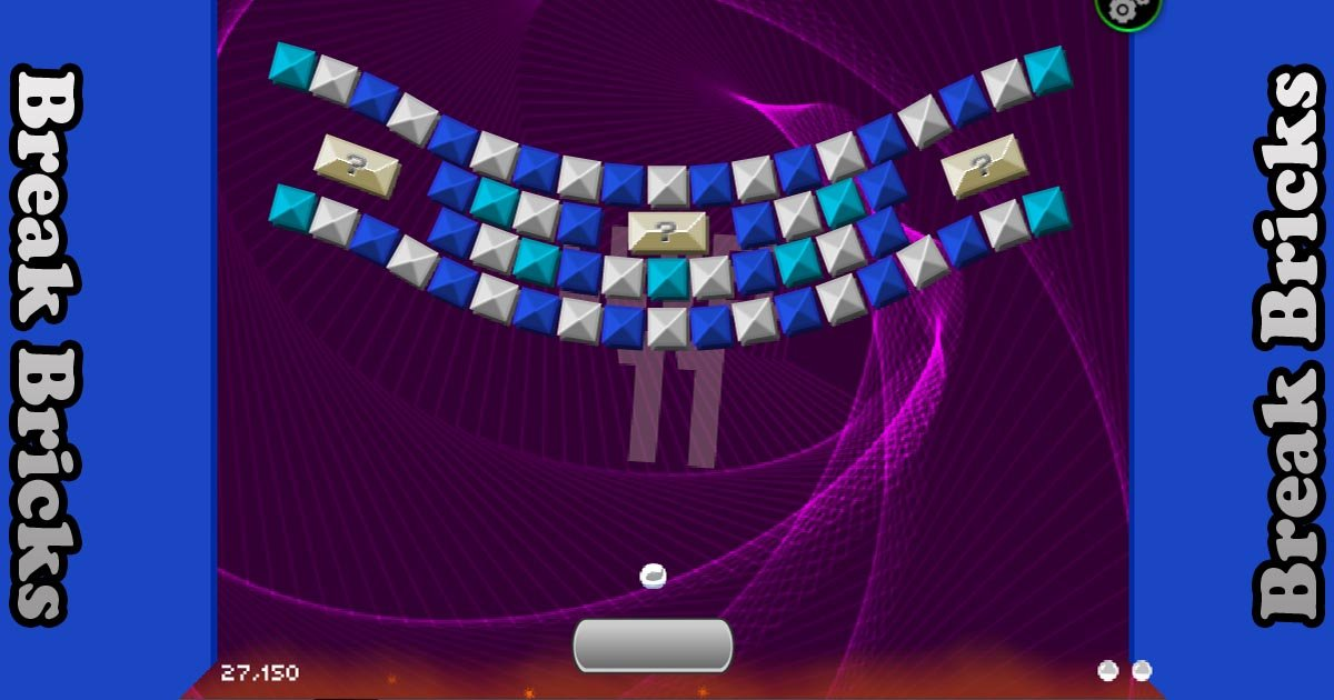 Break Bricks | Play the Game for Free on PacoGames