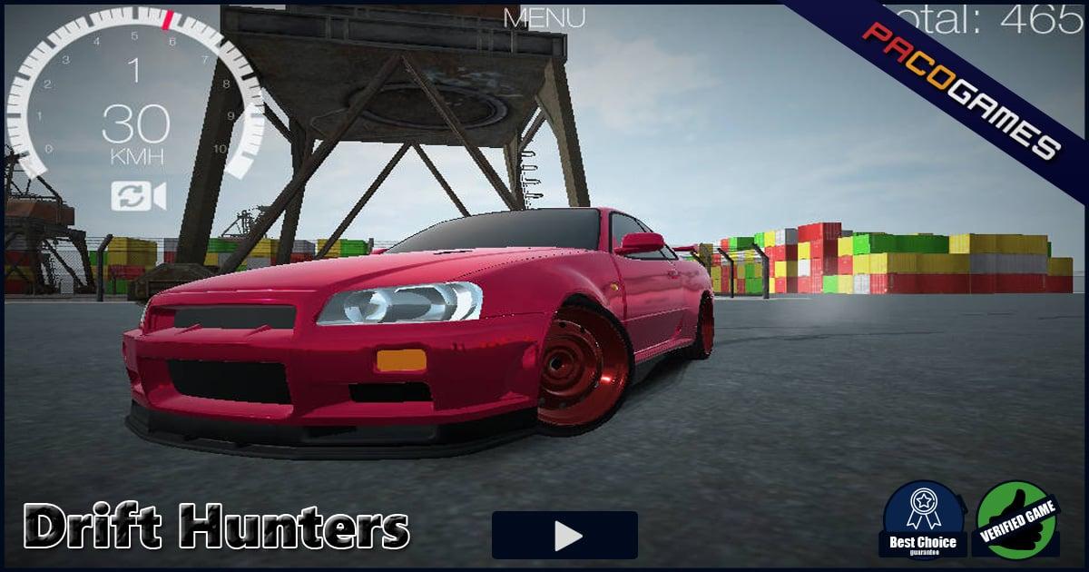 Drift Hunters 2