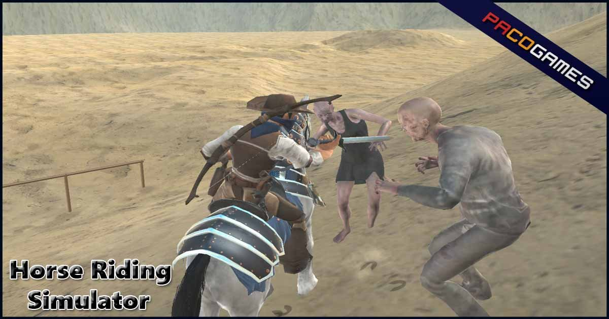 Horse Riding Simulator Play The Game For Free On Pacogames